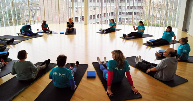 RTWC Yoga at Kensington Leisure Centre